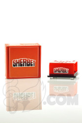 Sherbet Glass - Pencil Stand in Red