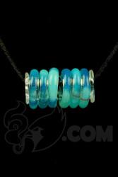 Marni x Cajun - Don't Worry Bead Pendant with Calypso