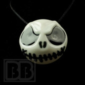Jedi Glassworks - Jack Skellington Pendant