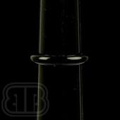 Marni Schnapper - Jet Pink Glass Ring (Size 5)