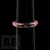 Marni Schnapper - Pink Lucy Pop Glass Ring (Size 5.5)