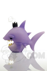Niko Cray - Purple Shark Rig with Quave CB Side 1
