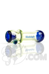 Illadelph - Onie Slyme Hand Pipe with New Blue Label Front