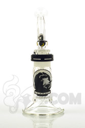 Limited Edition Space Monkey Bubbler (2 of 99) Front