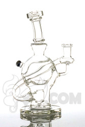 Dynamic Glass - Ball Rig with Multi-Color Bead Side 1