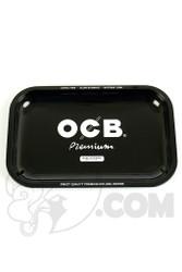 OCB - Medium Black Rolling Tray