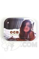 """OCB - Small """"Organic"""" Rolling Tray"""