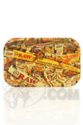 RAW - Product Mix Small Rolling Tray