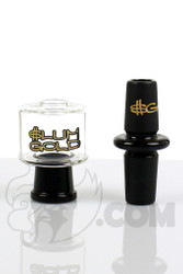 Slum Gold - 18mm Female Dome with Transistion Set