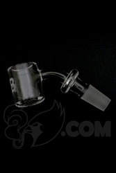 Joel Halen - 14mm 45° Quartz Banger with 25mm Bucket