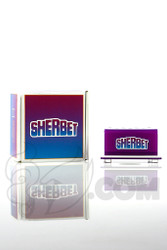 Sherbet Glass - Pencil Stand in Purple and Box