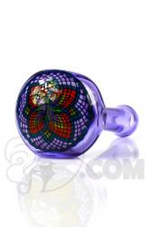Takoda Madrona - Blue Hand Pipe with Fillacello