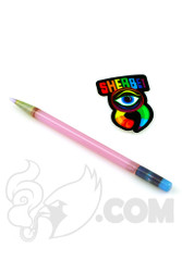 Sherbet Glass - Glass Pencil Dabber CFL Voodoo