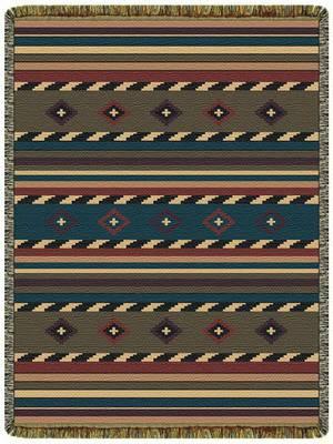 Dog Blanket For Car >> Buy Cherokee Trail Tapestry Throw Blanket | Blankets.com