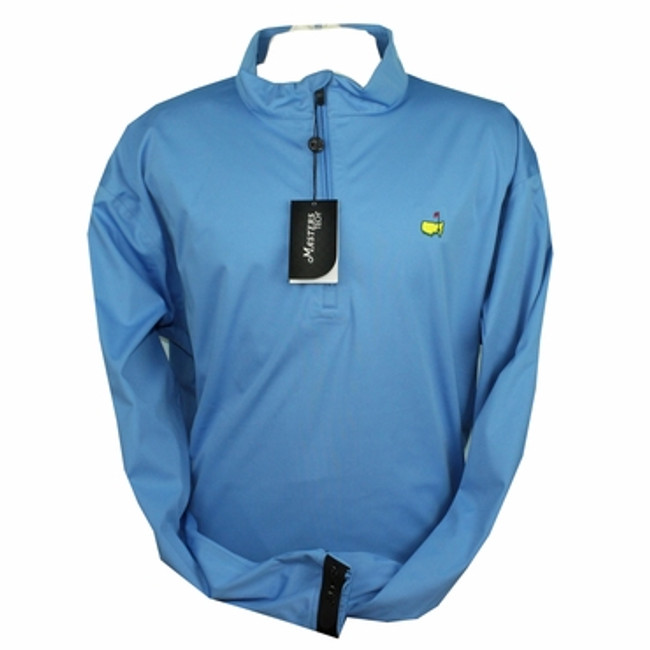 Masters Tech Carolina Blue Windshirt Long Sleeve