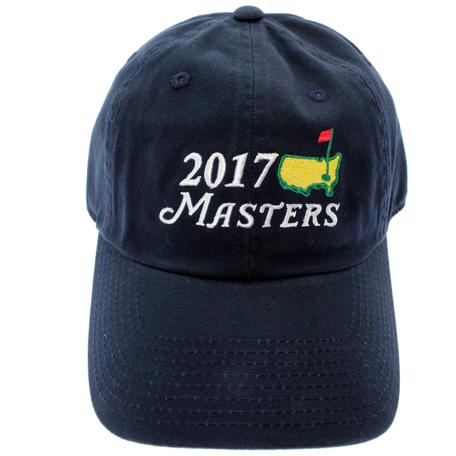 2017 Dated Masters Big Logo Hat - Navy