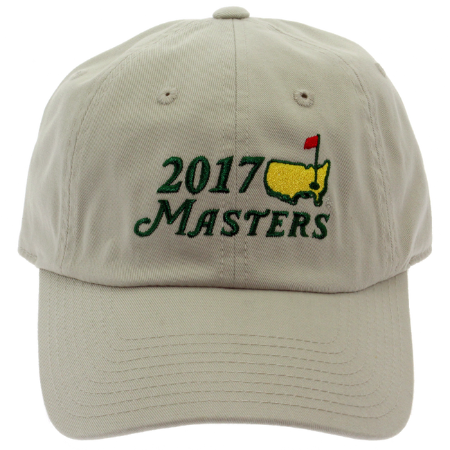 2017 Dated Masters Stone Caddy Hat - Dated Golf Merchandise