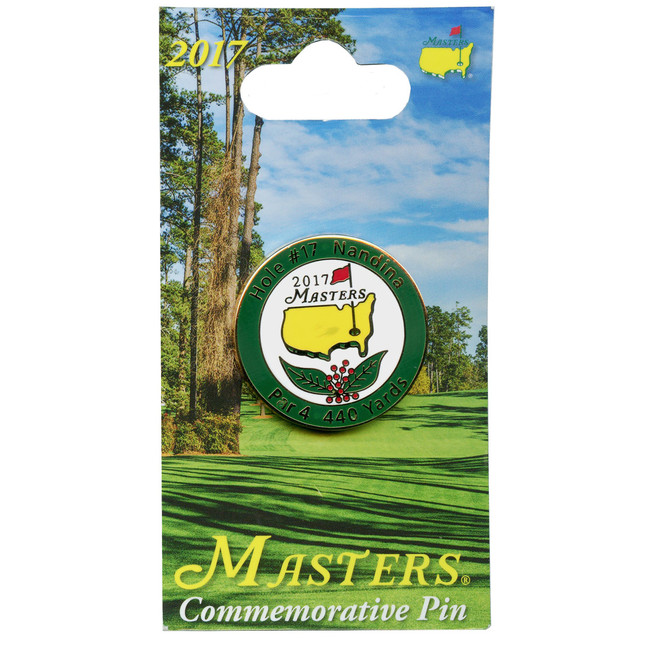 2017 Masters Commemorative Pin