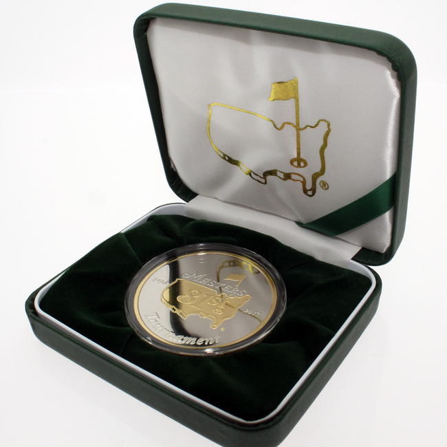 2017 Masters Tournament Collectors Coin