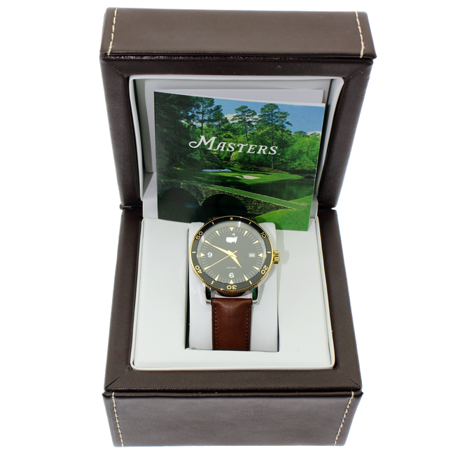 2017 Masters Men's Watch - Limited Edition Masters Golf Watch