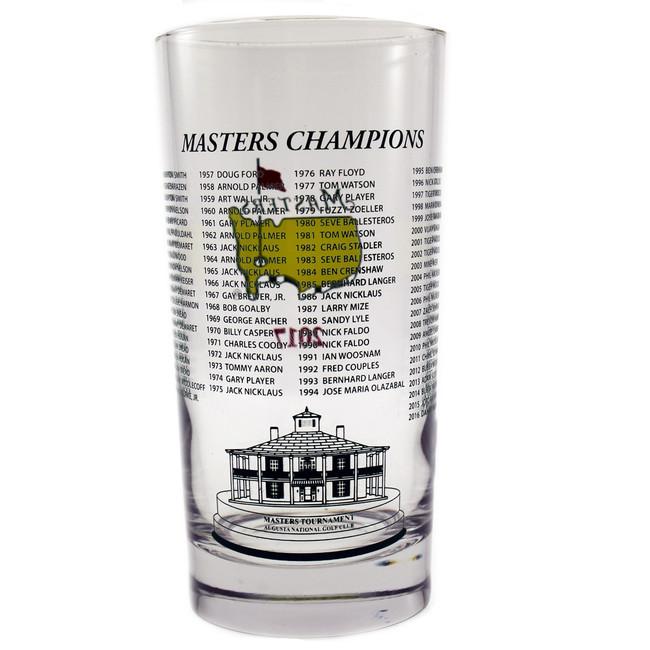 2017 Masters 13oz Commemorative Glass