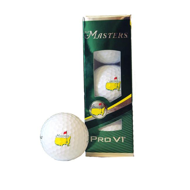 Masters Golf Balls - Pro V1 - 3 Pack 2017