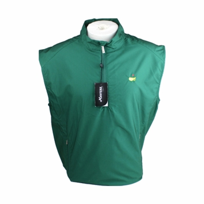 Masters Performance Wind Vest - Green * Med Only