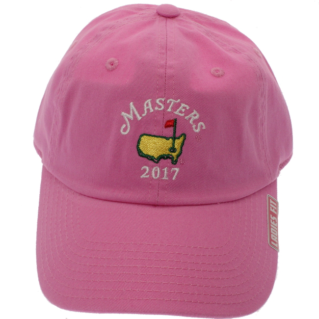 2017 Dated Masters Ladies Pink Caddy Hat