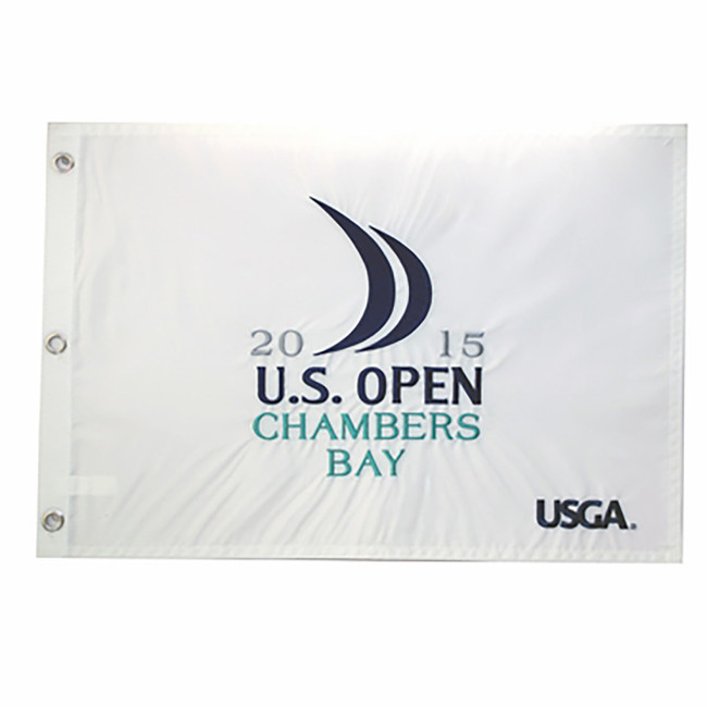 2015 US Open Embroidered Flag - Spieth Champ!