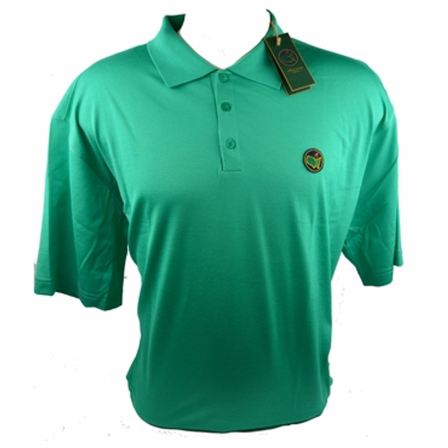 Berckmans Golf Polo Shirt - Eucalyptus