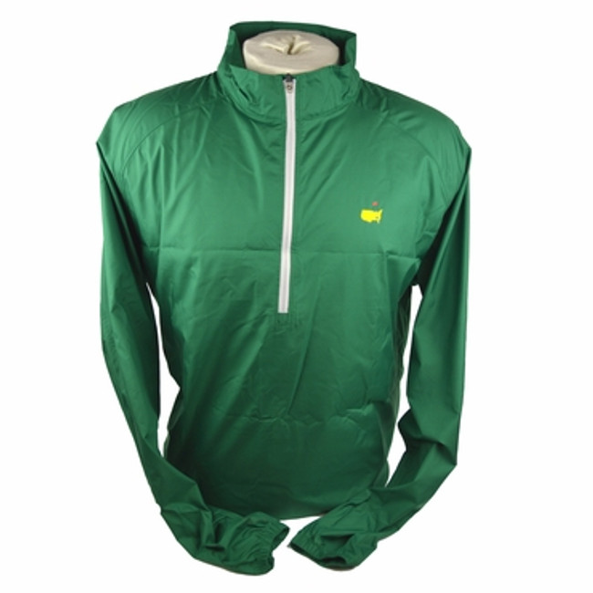 Peter Millar Masters Rain Jacket - Green