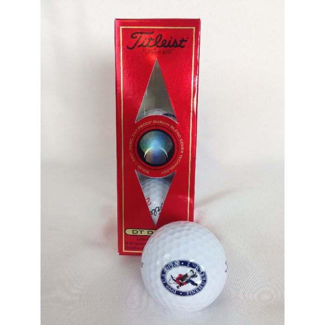 U.S. Open Logo Golf Balls - 3pack - 1999 Pinehurst