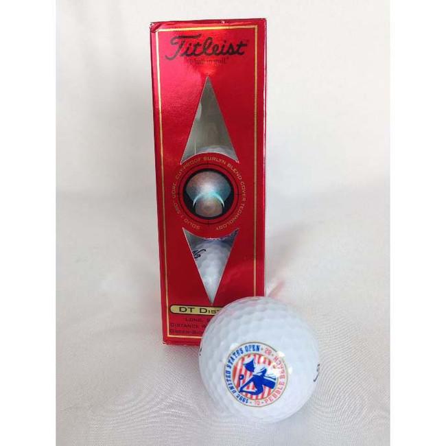 U.S. Open Logo Golf Balls - 3pack - 1992 Pebble Beach
