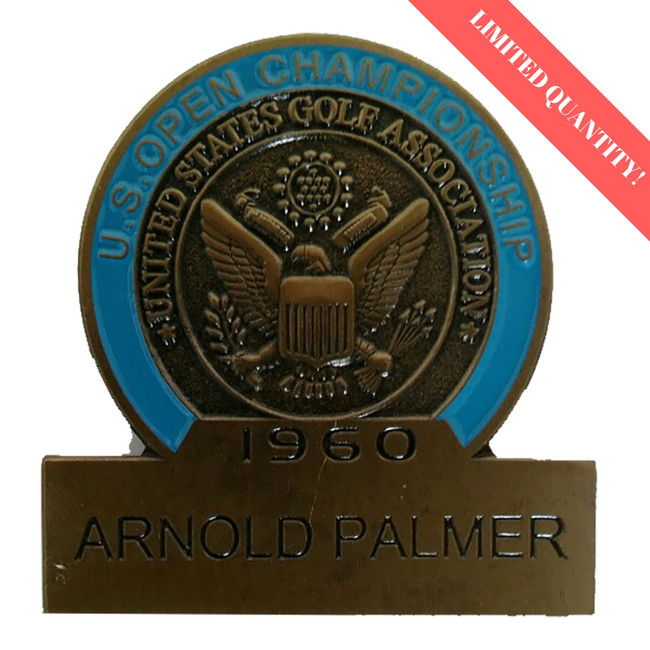 Arnold Palmer 2017 Commemorative 1960 Contestants Pin