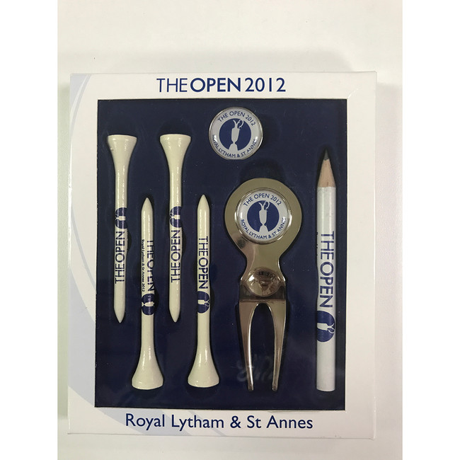 The Open 2012 Royal Lytham & St Annes Divot Tool Set