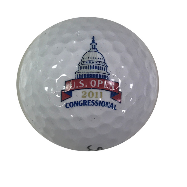2011 US Open Titleist Golf Ball- Single