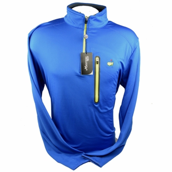 Masters Tech Sweatshirt Clear Blue
