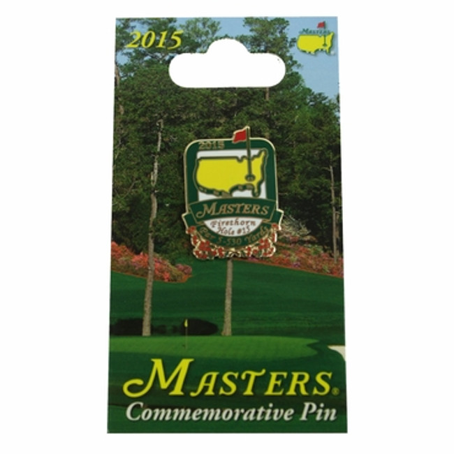 2015 Masters Commemorative Pin