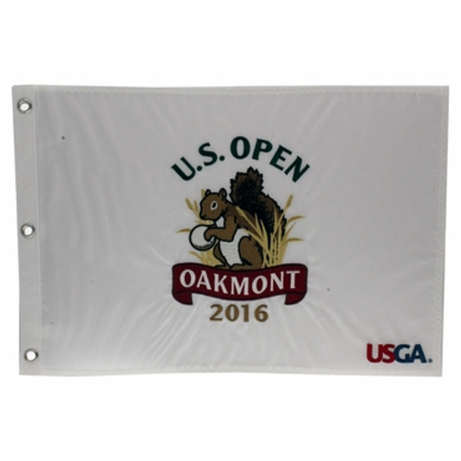 2016 US Open Pin Flag - Oakmont CC
