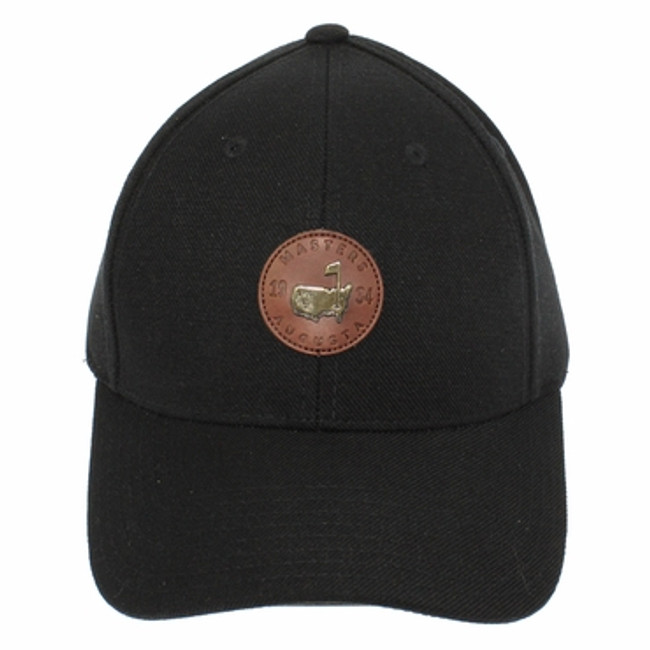 Berckmans Black Hat - Leather Adjustable Strap