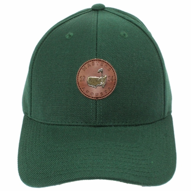 Berckmans Green Hat - Leather Adjustable Strap