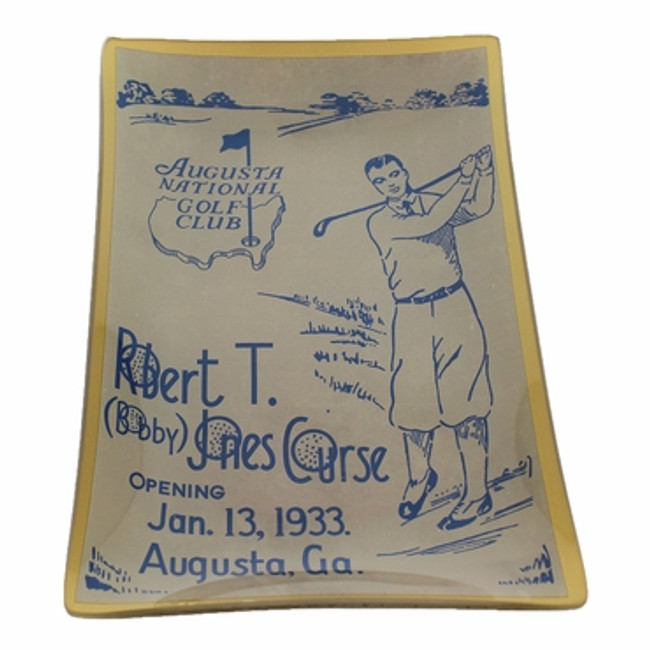 Masters Bobby Jones Course Tray