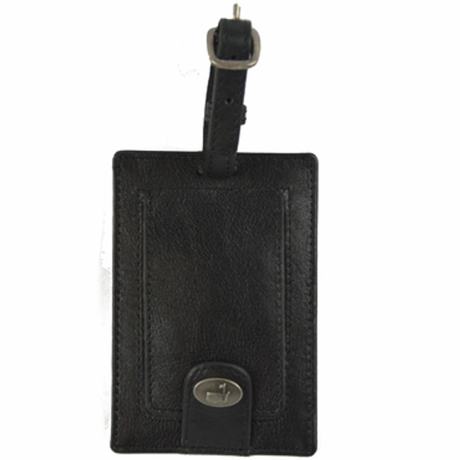 Masters Leather Luggage Tag