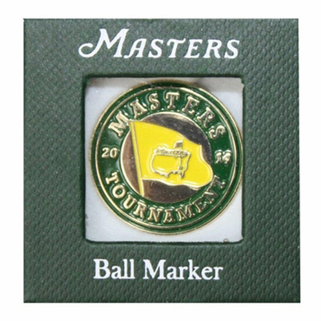 Masters Ball Marker - 2014