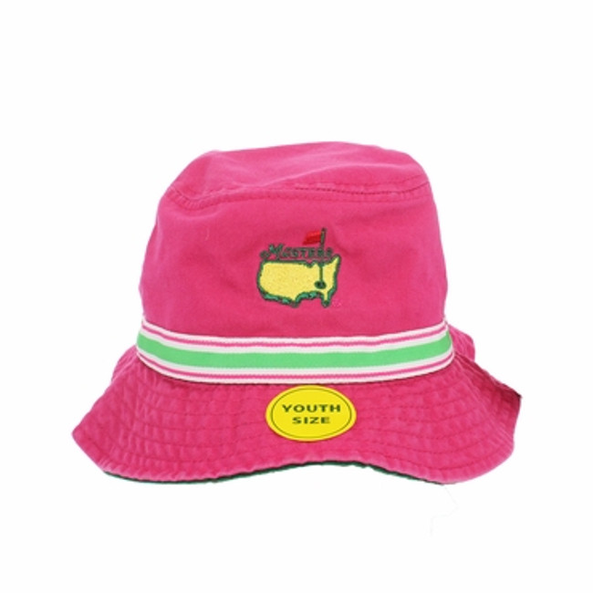 Youth Bucket Hat Pink