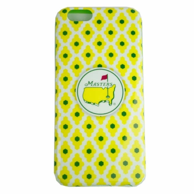 Masters iPhone 6 Case - Yellow