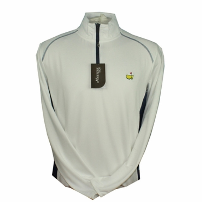 Masters Tech Sweatshirt - White/Blue