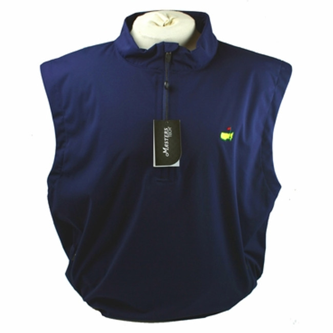 Masters Performace Wind Vest - Navy