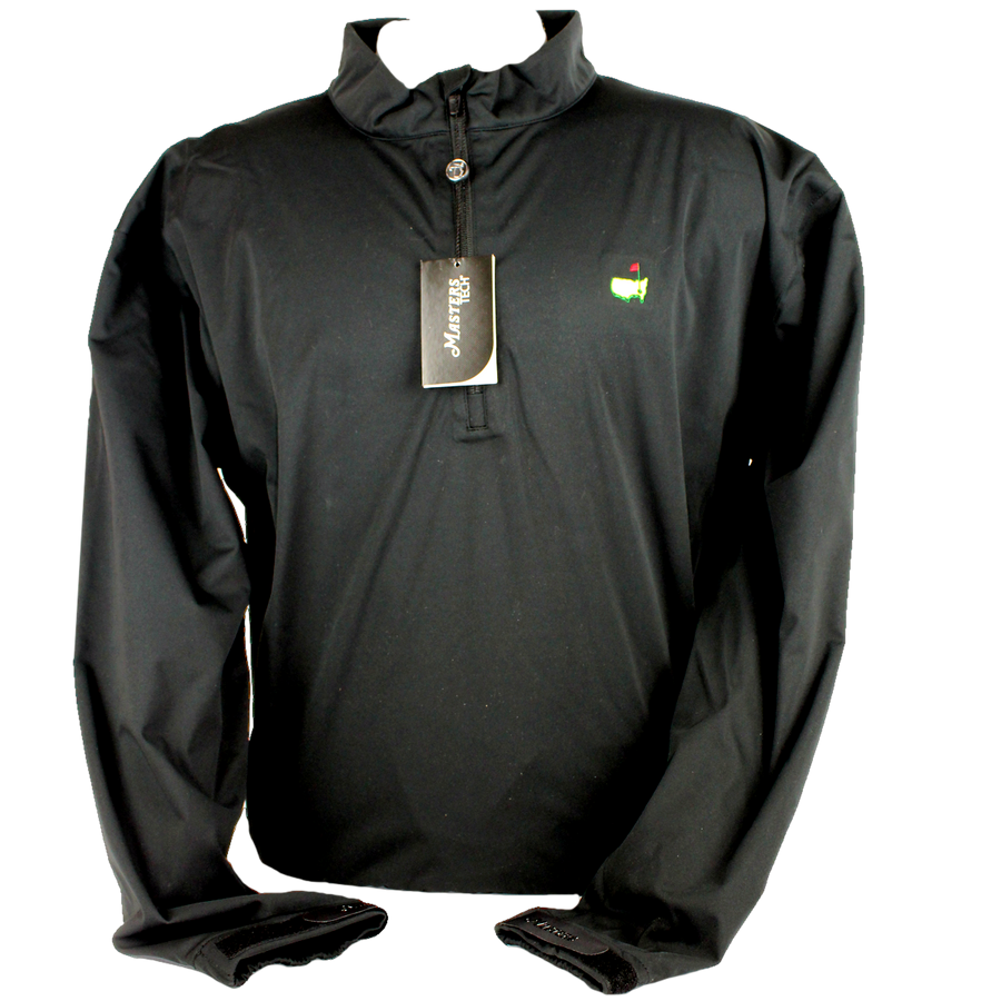 Masters Tech Windshirt Long Sleeve - Black
