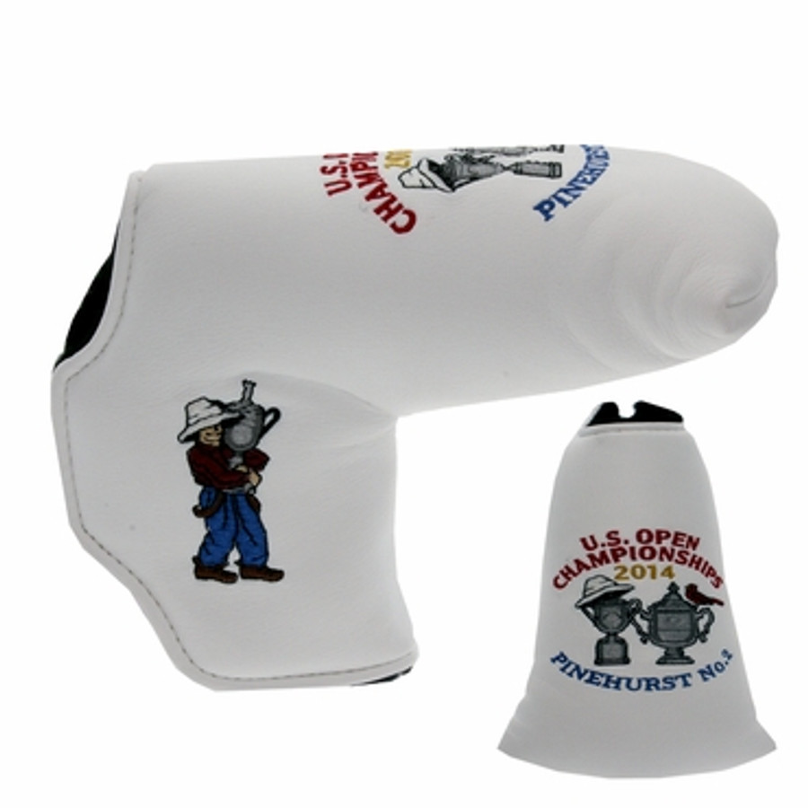 2014 US Open Putter Cover - Pinehurst No. 2